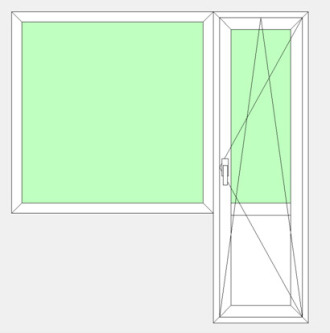 Установка балконного блока в панельный дом балконный блок (с.