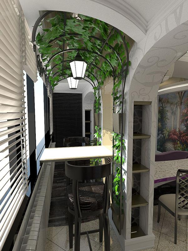Жалюзи на балконе фото галерея - компания домокон.