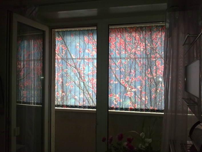 Жалюзи на окна на балкон фото. - лоджии - каталог статей - б.
