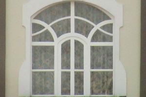 Овальные окна фото