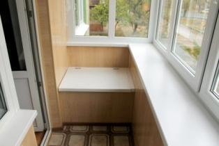 Ремонт балкона фото по ключ. - лоджии - каталог статей - бал.