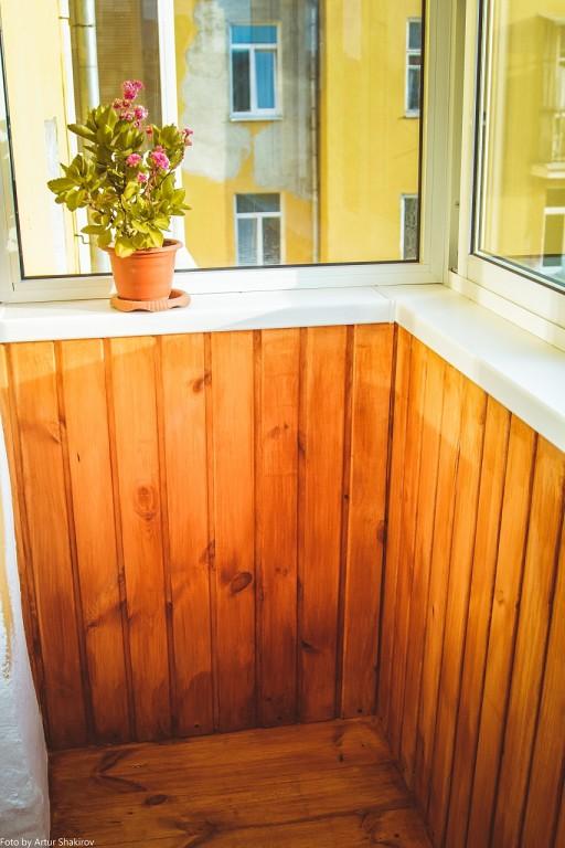 Остекление утепление и обшивка балкона в каменск-уральском -.